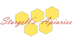 Stargell's Apiaries And Bee Supplies Logo